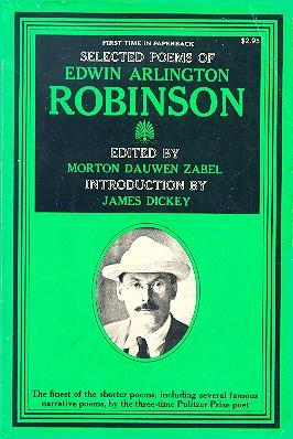 Selected Poems of Edwin Arlington Robinson by Edwin Arlington Robinson