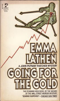 Going for the Gold by Emma Lathen