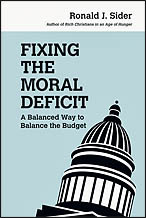 Fixing the Moral Deficit by Ronald J. Sider