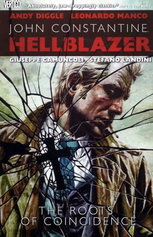 Hellblazer by Andy Diggle