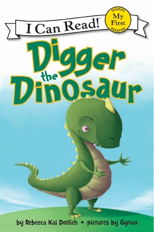 Digger the Dinosaur