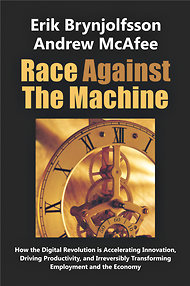 Race Against The Machine by Erik Brynjolfsson