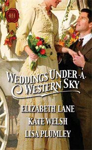 Weddings Under a Western Sky by Elizabeth Lane
