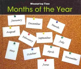 Months of the Year by Tracey Steffora