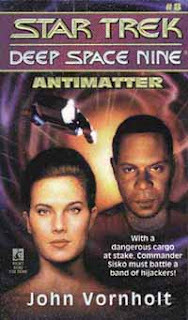 Antimatter by John Vornholt