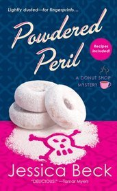 Powdered Peril (Donut Shop Mystery, #8)