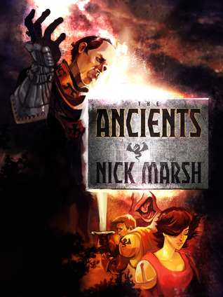 The Ancients by Nick Marsh