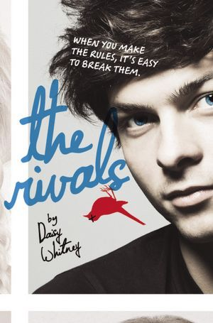 the rivals book cover diasy whitney