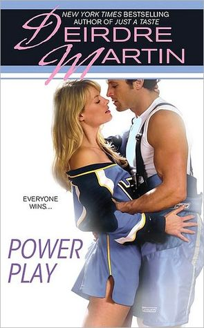 Power Play (New York Blades, #7)