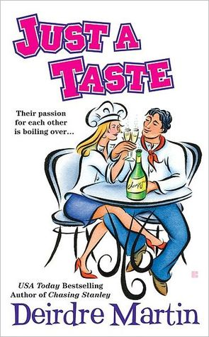 Just A Taste by Deirdre Martin