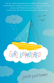 Girl Unmoored by Jennifer Gooch Hummer