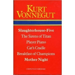Slaughterhouse Five Player Piano And Cat S Cradle