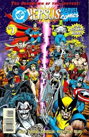 Showdown of the Century: DC versus Marvel