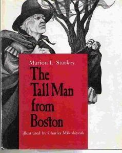 The Tall Man from Boston