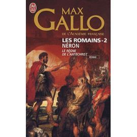Les Romains by Max Gallo