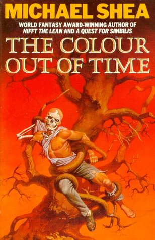 Colour Out of Time by Michael   Shea