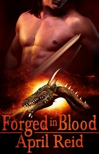 Forged In Blood by April Reid