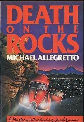Free download online Death on the Rocks PDF by Michael Allegretto