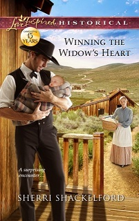 Winning the Widow's Heart by Sherri Shackelford