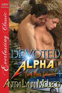 Devoted Alpha by Anitra Lynn McLeod