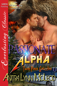 Passionate Alpha by Anitra Lynn McLeod