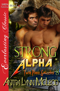 Strong Alpha by Anitra Lynn McLeod