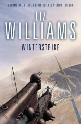 Winterstrike by Liz Williams