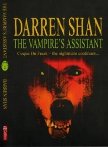 The Vampire's Assistant (The Saga of Darren Shan, #2)