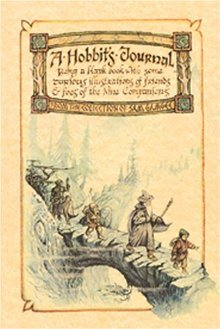 A Hobbit's Journal from the Collection of Sam Gamgee by Michael   Green