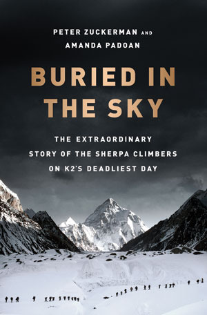 Buried in the Sky by Peter Zuckerman
