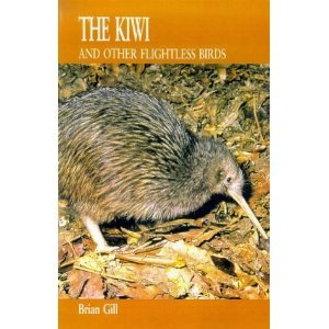 The kiwi and other flightless birds