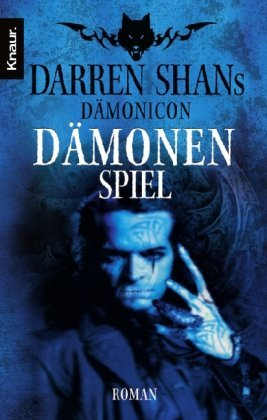 Dämonenspiel (The Demonata, #3)