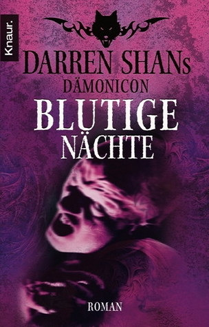 Blutige Nächte (The Demonata, #4)