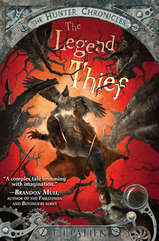 The Legend Thief (The Hunter Chronicles #2)