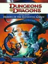 Elemental Hero's Handbook: A 4th Edition Dungeons & Dragons Rulebook