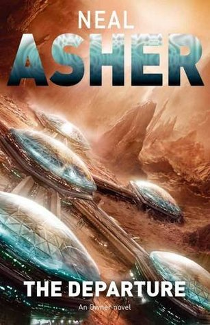 The Departure by Neal Asher