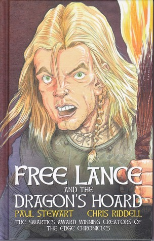 Free Lance and the Dragon's Hoard (Free Lance, # 3) by Paul Stewart