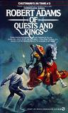 Of Quests and Kings (Castaways in Time, #3)
