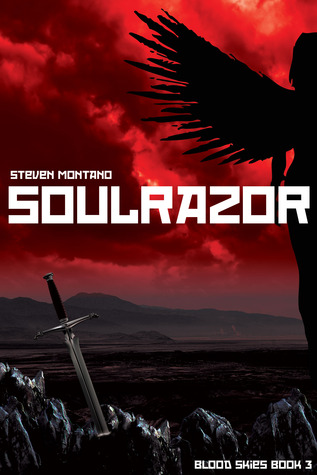 Soulrazor (Blood Skies, #3)