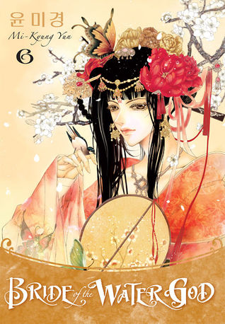 Bride of the Water God, Volume 6 by Mi-Kyung Yun