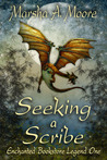 Seeking a Scribe (Enchanted Bookstore Legend #1)