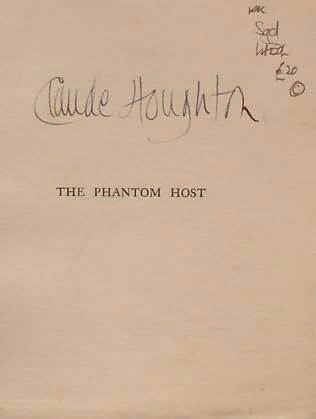 The Phantom Host And Other Verses