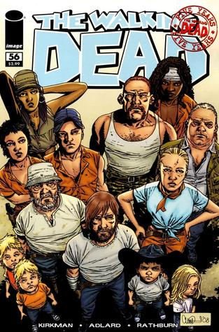 The Walking Dead Issue #56 by Robert Kirkman