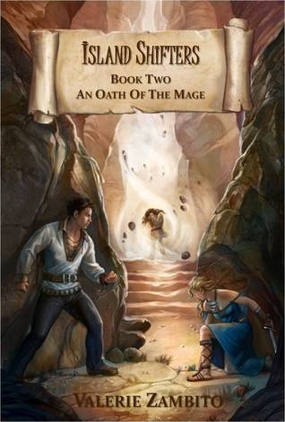An Oath of the Mage by Valerie Zambito