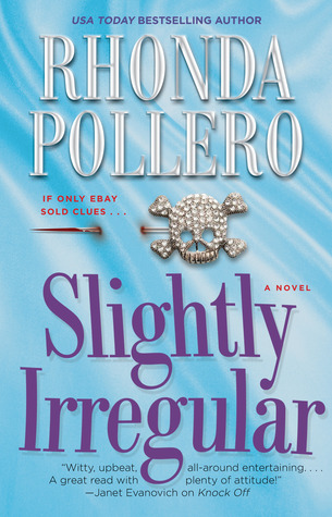 Slightly Irregular (A Finley Anderson Tanner Mystery #4)