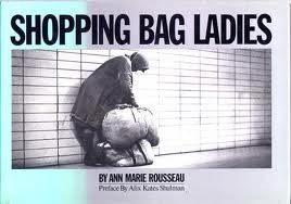 Shopping Bag Ladies by Ann Marie Rousseau