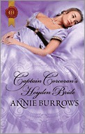 Captain Corcoran's Hoyden Bride by Annie Burrows