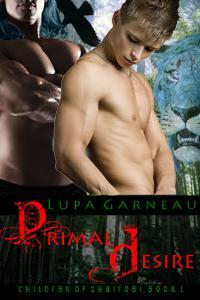 Primal Desire (Children of Shairobi, #1)