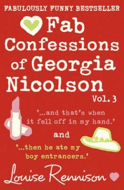 Fab Confessions of Georgia Nicolson Vol. 3 (Confessions of Georgia Nicolson #5-6)