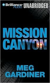 Mission Canyon by Meg Gardiner